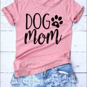 Tops - Dog mom shirt
